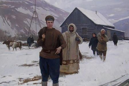 Красноярск — 1920. Выпуск №25 «Экспедиция на Север»