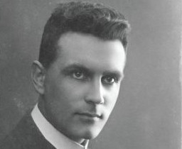 Финский археолог А.М. Тальгрен – в Красноярском музее в 1915 г.