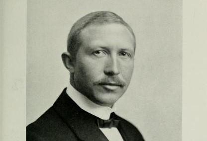 Норвежская экспедиция в музее в 1914 году