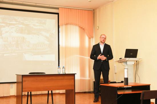 В Красноярске состоялась презентация Томского областного краеведческого музея