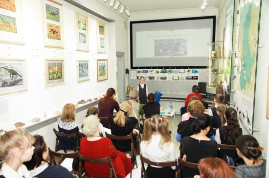 Конференция школьников «Сибирь суровая и нежная»