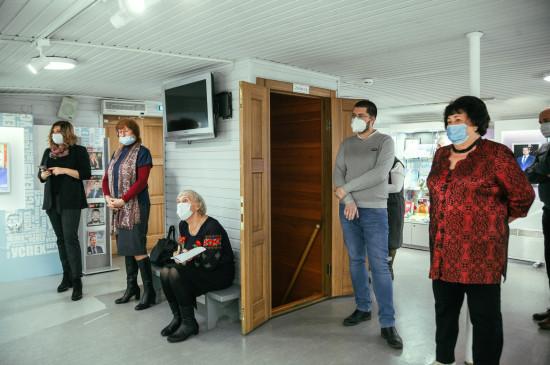 На пароходе-музее «Св. Николай» прошло заседание Ученого Совета музея