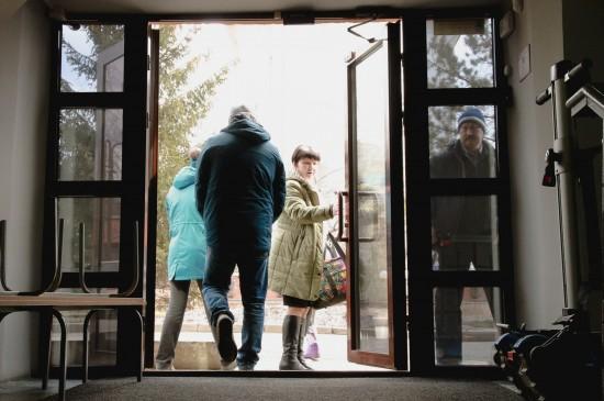 Тренировка по эвакуации сотрудников и посетителей