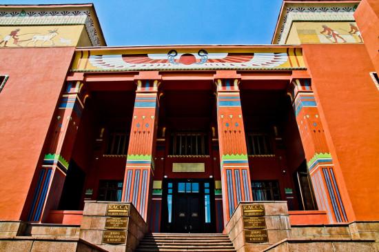 Красноярский краевой краеведческий музей объявляет конкурс на должность научного сотрудника в отдел истории