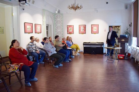 Юдинка приглашает на лекцию по археологии «Тайны древних пещер»