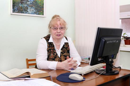 Интервью с Тамарой Семеновной Комаровой
