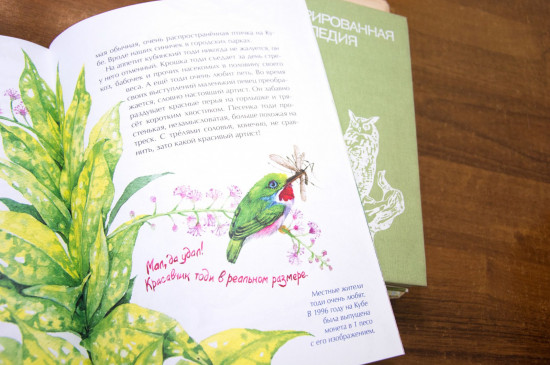 Книжная выставка в День птиц