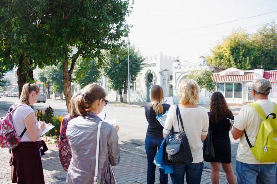 Красноярцев пригласили на пешеходные экскурсии по городу
