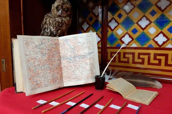 Сказки в музее: «Гарри Поттер в Хогвартсе»