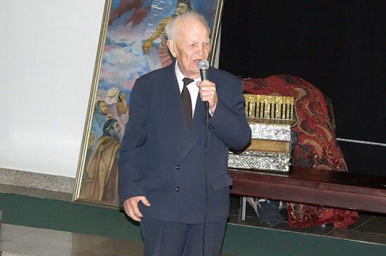 Аккордеон от Рокоссовского