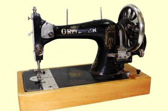 Проект «Что расскажет нам предмет»: швейная машина «Gritzner»