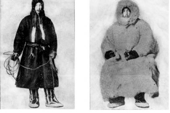 Сигерт Патерссон – фарерский путешественник в Енисейской губернии