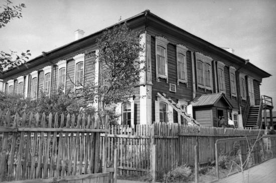 Мемориальные комнаты В.И. Ленина  в бывшей библиотеке Г.В. Юдина (1940 – 1960-е гг.)