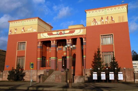 Межрегиональный научно-практический семинар «Актуальные проблемы сохранения музейного фонда  Российской Федерации»