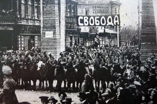 Итоги викторины «Великая российская революция 1917 года в Енисейской губернии и Красноярске»