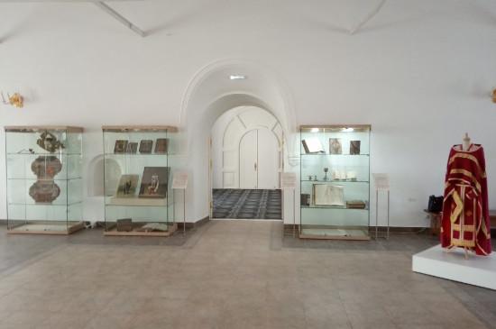 Выставка «Предметный мир православия на Енисее»