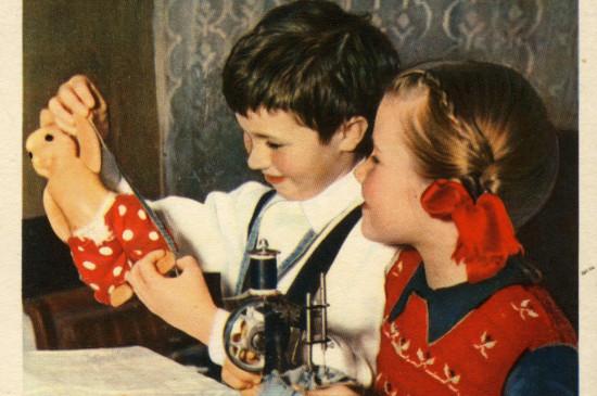 Пошумим? День защиты детей в краеведческом