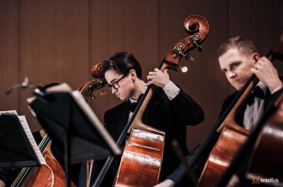 В Юдинке пройдет концерт Красноярского академического симфонического оркестра
