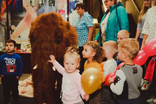 Занятие «День рождения мамонтенка»
