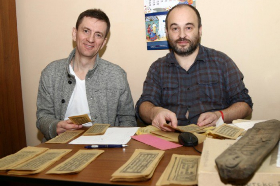 Второй визит Владислава Ермолина в музей