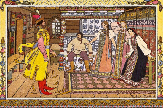 Цикл лекций о мифологических истоках русской сказки