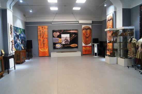 Передвижная выставка «Древности Красноярья»