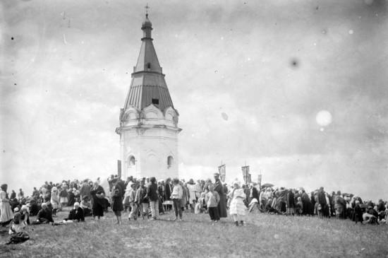 Лекция «Памятники археологии в Красноярске и окрестностях»