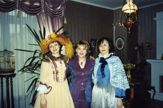 Хроника музейной жизни XXI века: 2002 год