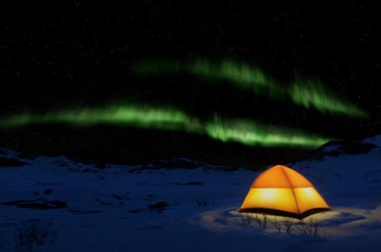 Виртуальное путешествие за северным сиянием над плато Путорана теперь доступно и онлайн