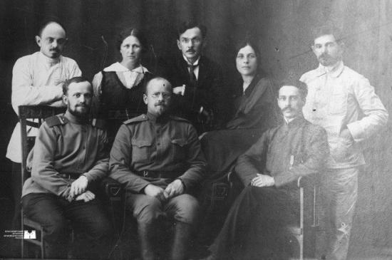 Проект «Живая память» Воспоминания Евдокии Тимофеевны Кутявиной о революционных событиях и Гражданской войне