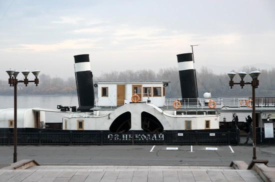 Экскурсия «Тайны старого парохода»