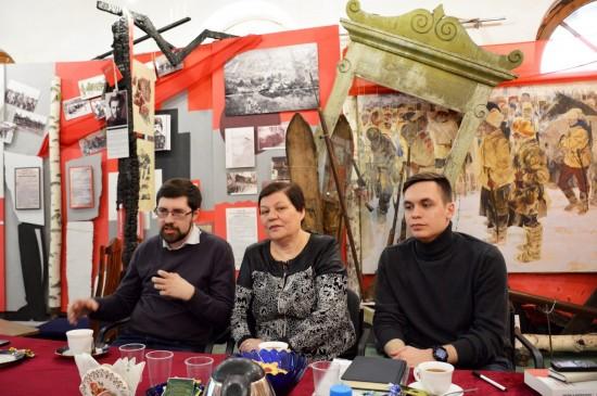 Итоги выставок, посвященных 100-летию революции 1917 года