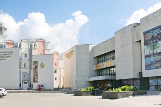 Музеи Красноярска и Москвы проведут совместные выставки