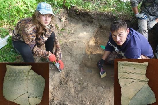 Результаты археологической экспедиции музея в 2018 году
