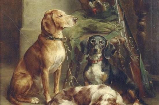 Лекция «Охотничьи собаки в творчестве русских писателей»