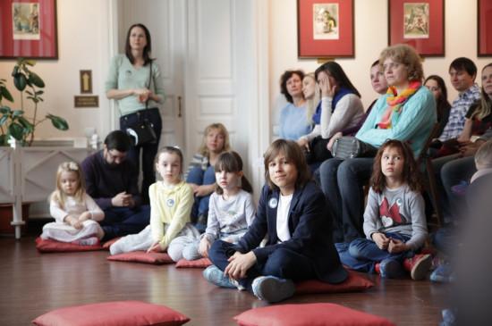 Семейный муми-праздник «Правила счастья»