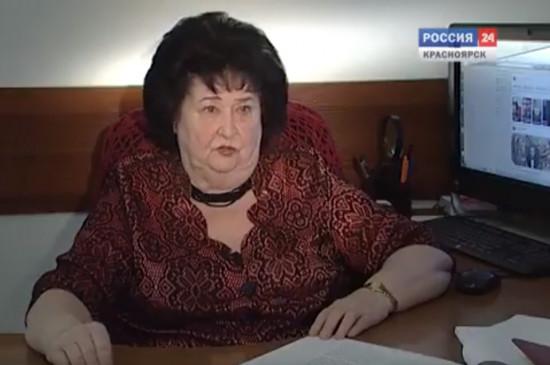«Валентина Ярошевская: 40 лет в борьбе за музей». Вышел фильм о директоре Красноярского краеведческого музея