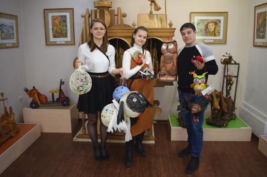 Подведены итоги конкурса ёлочных игрушек «Сибирские птицы»