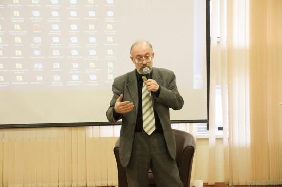 15 февраля 2019 г. прошло очередное заседание археолого-этнографического и исторического клуба Красноярска