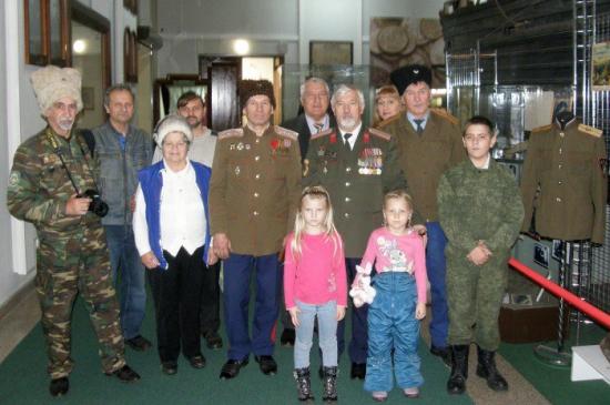 День Сибири в Краеведческом музее