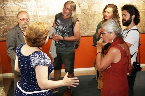 Красноярский археологический клуб: заседание 5 июля