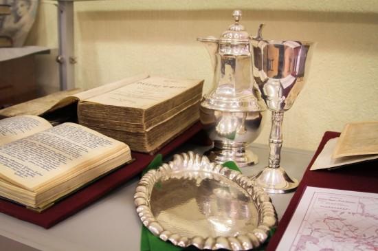 В музее состоялась лекция, посвящённая 500-летию Реформации