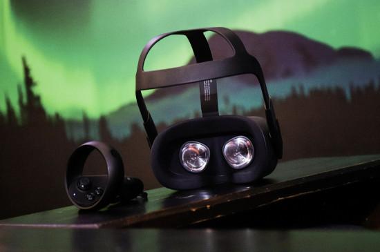 VR-выставка «Северное сияние» снова открыта для посетителей