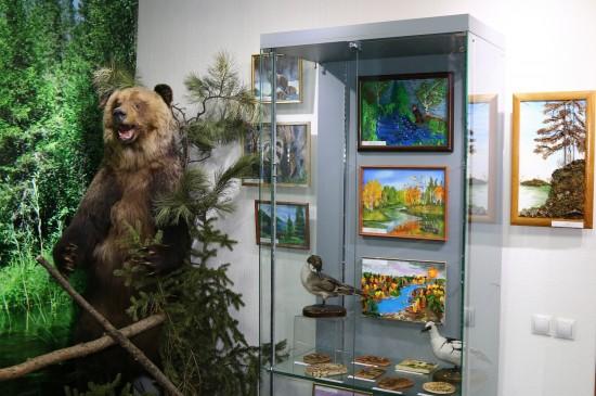 В тайге, у Енисея: природа и экология в творчестве В.П. Астафьева