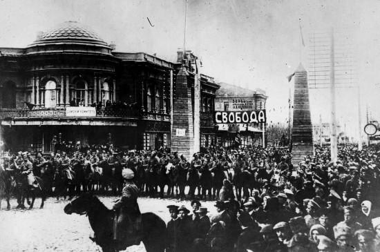 «Революция 1917. Частности» — Музейная ночь в Юдинке