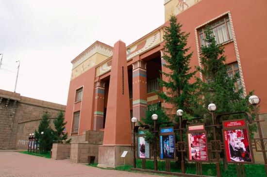 Временные правила посещения музея