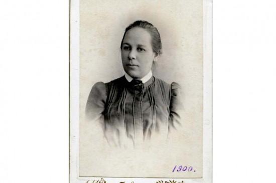 Мария Васильевна Красножёнова