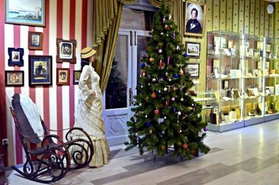 Мероприятие «Рождественская елка XIX века»