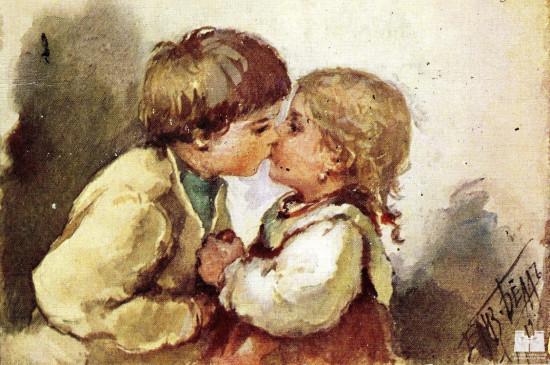 Фотоконкурс «Поцелуй»