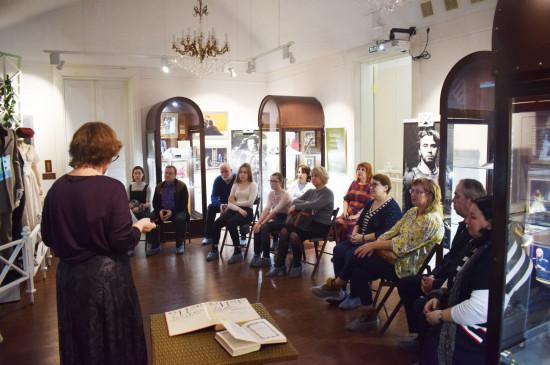 В Музее-усадьбе Г.В. Юдина прошла музыкальная встреча, посвященная Д.А. Хворостовскому